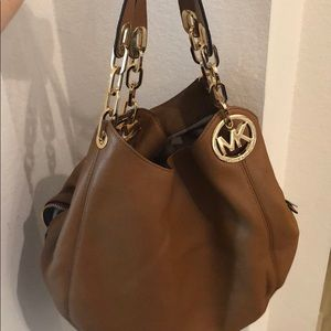 a446a39b15 Women s Fulton Large Shoulder Bag Michael Kors on Poshmark